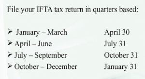 ifta-due-dates