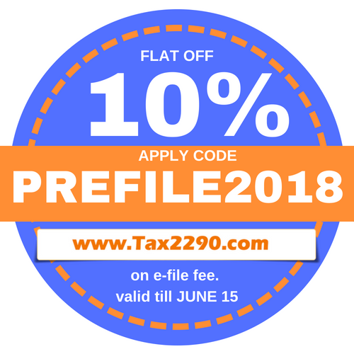 PREFILE 2018 WITH 10% OFF
